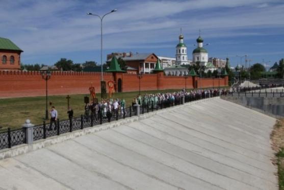 700-летие Сергия Радонежского отметили и в Йошкар-Оле