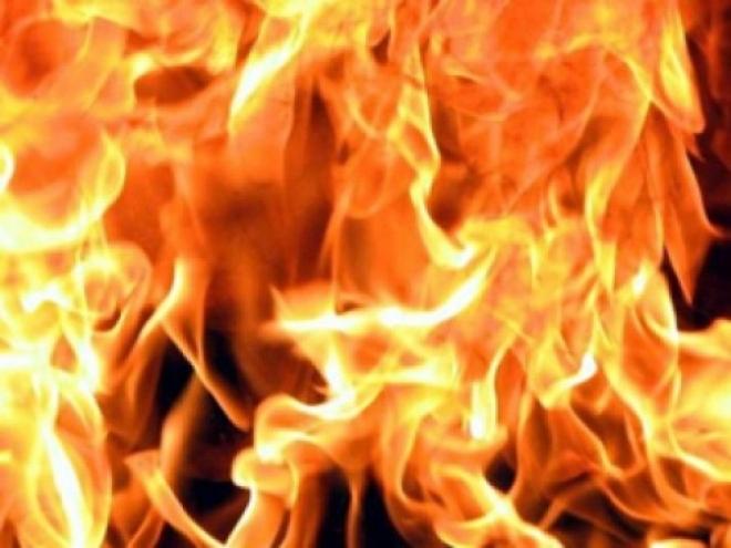 Электрочайник стал причиной серьезного пожара