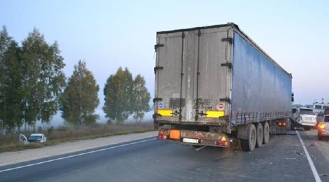 В Волжском районе на 88 километре Казанского тракта в течение пятницы было два крупных ДТП
