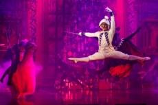 Балетная труппа театра имени Сапаева встретила Новый год в Германии