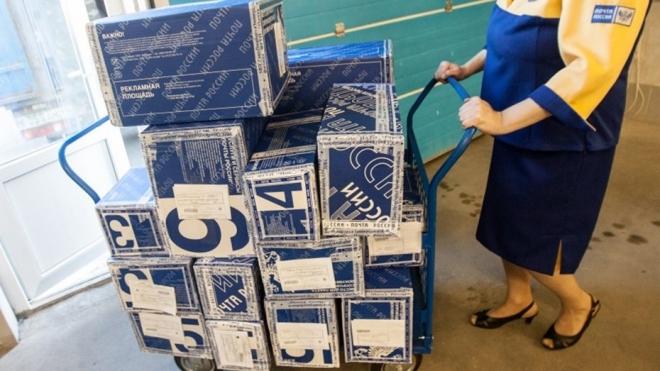 Почтальонов, укравших сотни посылок, взяли с поличным