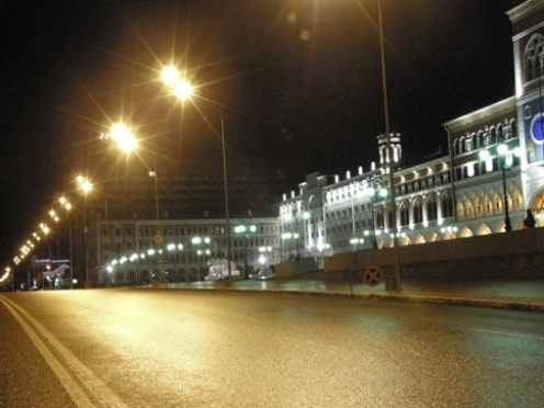 Центр Йошкар-Олы в День города закроют для автотранспорта