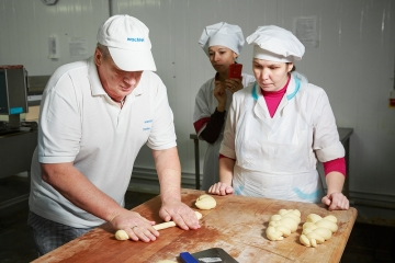 мастер-класс от Детлева Отта