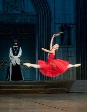 Танцоры Марий Эл получили премии конкурса «Арабеск 2012»