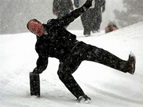 Йошкар-олинские медики продолжают фиксировать «зимние» травмы
