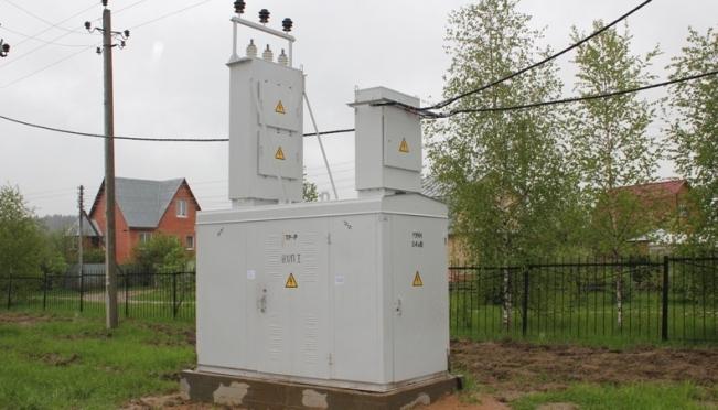 В Большом Чигашеве очередное отключение электроэнергии