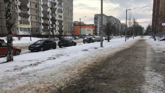 Мэрия Йошкар-Олы в этом году сделает акцент на ремонте тротуаров