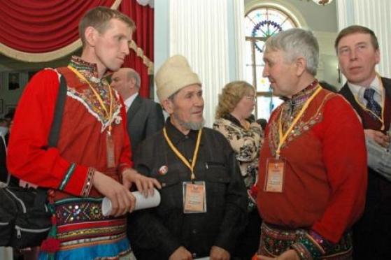 В Марий Эл открылся IХ съезд марийского народа
