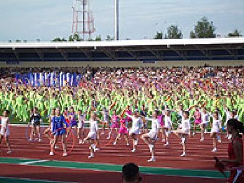 Торжественную церемонию открытия VII Всероссийских летних сельских спортивных игр  в Йошкар-Оле смогут увидеть все желающие