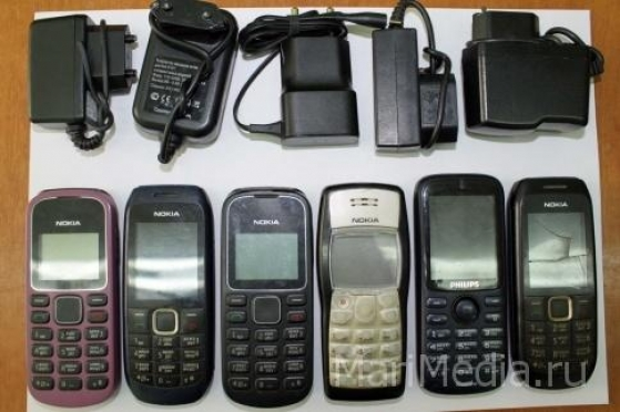 Сорвана очередная попытка передачи заключенным мобильных средств связи