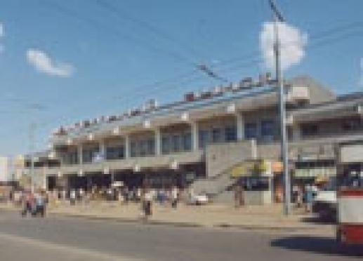 В Йошкар-Оле закрыт Центральный рынок