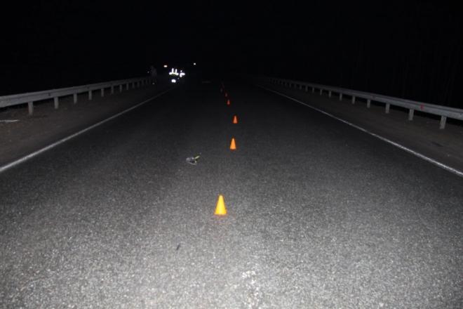 Сотрудники ГИБДД задержали водителя, сбившего насмерть пешехода