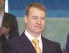 Президент Марий Эл Леонид Маркелов отмечает день рождения