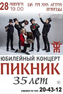 Пикник постер