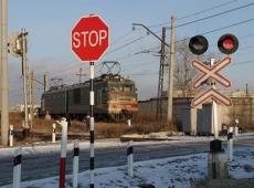 В Марий Эл на железнодорожных переездах дежурит полиция