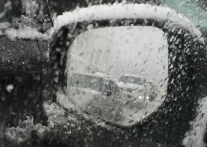 ГИБДД предупреждает водителей об ухудшении погоды