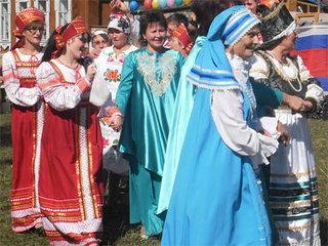 Любители фольклора из Марий Эл собираются в Кировскую область