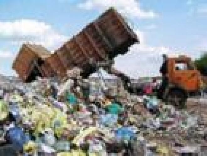 В Марий Эл продолжают гореть свалки мусора