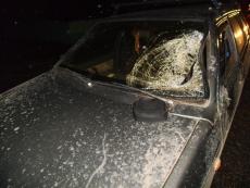 Пьяный водитель в поселке Юрино сбил девушку-пешехода