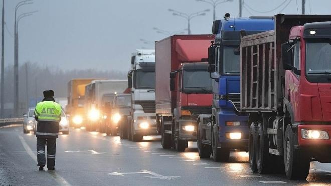 Дороги Йошкар-Олы закроют для большегрузов с 4 апреля