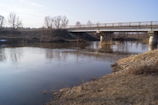 В Марий Эл через реку Толмань хотят перекинуть мост