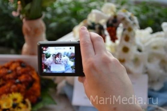 Тема 430-летия Йошкар-Олы стала ключевой на городской выставке цветов