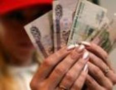 Среднемесячная заработная плата в Марий Эл за месяц выросла на 7%