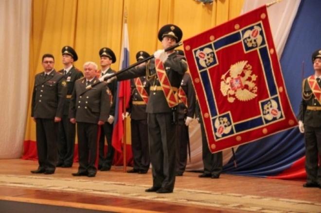 УФСКН России по Марий Эл обрело своё знамя