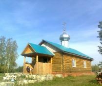 В селе Керебеляк возрождается местный храм