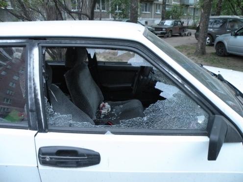 В Йошкар-Оле восьмиклассник специализировался на кражах из автомашин