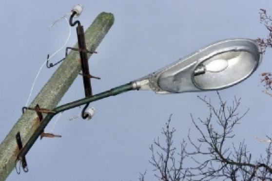 В деревне Сидорово в течение полугода появится уличное освещение