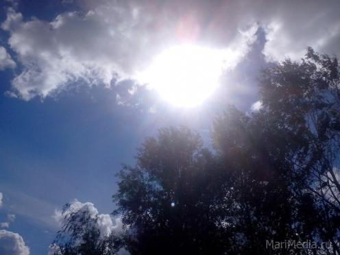 В Марий Эл ожидается аномально жаркая погода