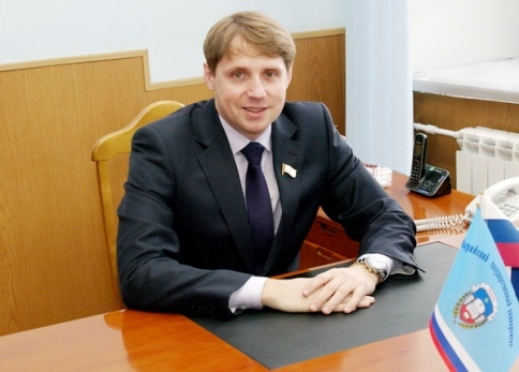 Михаил Швецов — ректор Марийского государственного университета