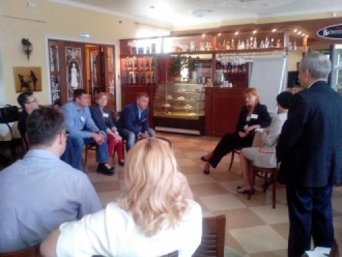 Три увлекательных и познавательных дня с бизнес-тренером из Санкт-Петербурга