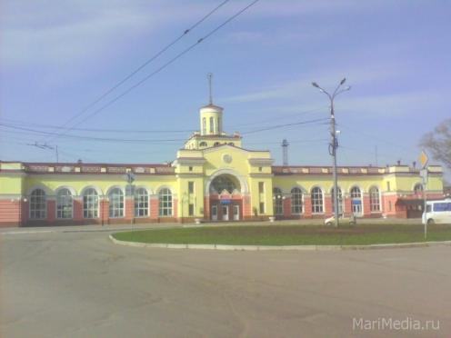 Сегодня в Йошкар-Олу придёт первый рельсовый автобус из Казани
