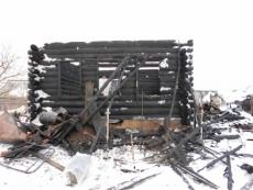 В Марий Эл в огне погибли два пожилых человека