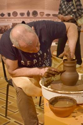 Традиции гончарного дела