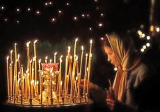 Православные верующие готовятся к Великому посту
