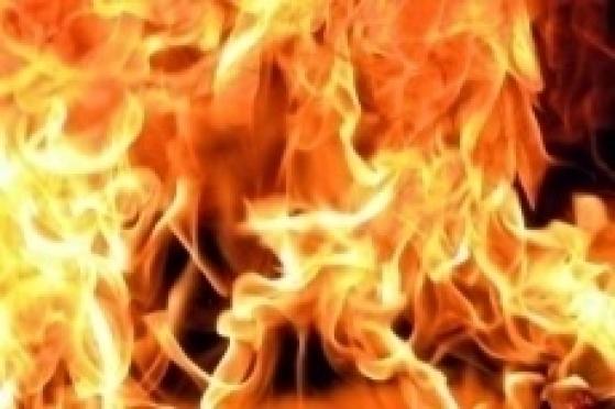 За одну ночь пожарные Марий Эл потушили три пожара