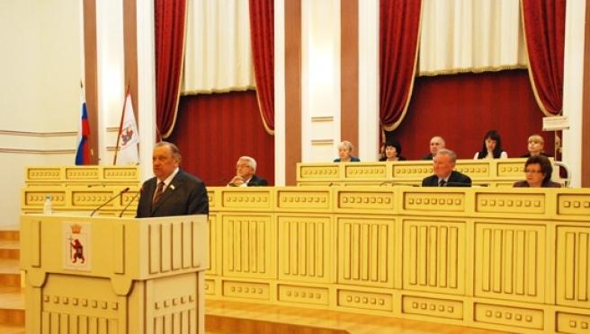 Депутаты Госсобрания соберутся на следующей неделе на очередную сессию