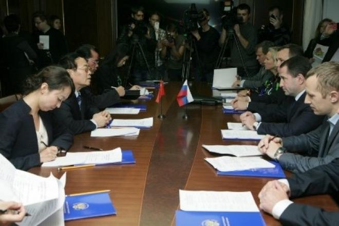 Республика Марий Эл готова к сотрудничеству с Китаем