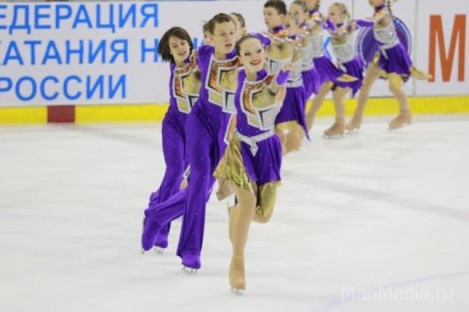 Йошкар-Ола примет Чемпионат и Первенство России по синхронному катанию