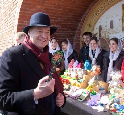 В Йошкар-Оле пройдёт Епархиальная Пасхальная ярмарка