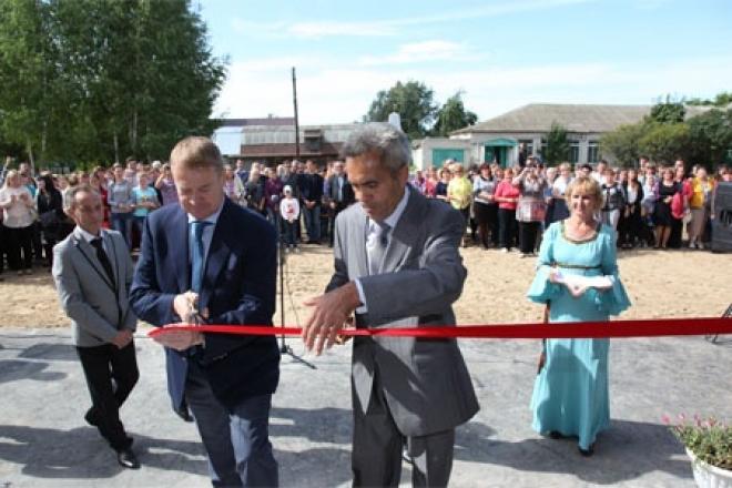 В Горномарийском районе появились новый детский сад и медицинский пункт