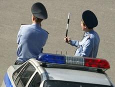 В Йошкар-Оле задержали пьяного водителя с ружьём, на машине с перебитыми номерами