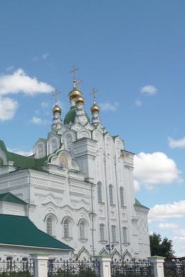 Марийская епархия: 20 лет истории постер