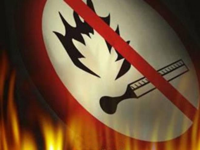 В Марий Эл введен особый противопожарный режим