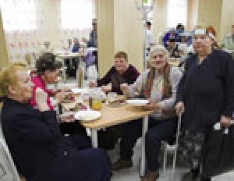 В Марий Эл проходят благотворительные обеды