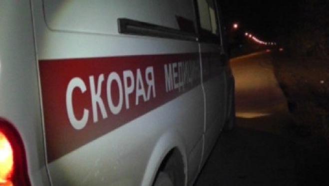 Три человека пострадали в результате столкновения двух иномарок