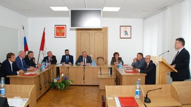 Депутаты Госсобрания соберутся на тридцать первую сессию